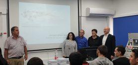 השקת מעבדת ההינע החדשה במכללה הטכנולוגית רופין
